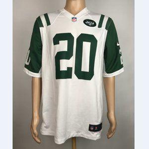 Nike NFL #20 Kyle Wilson NY Jets Jersey  Sz M